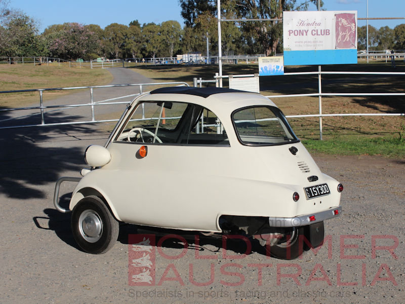 1960 Bmw Isetta 300cc For Sale Car And Classic