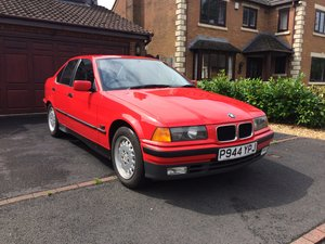 1996 E36 BMW 316i SE - GENUINE 61200 MILES. RED. MANUAL For Sale