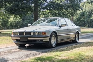 1997 BMW 750iL For Sale