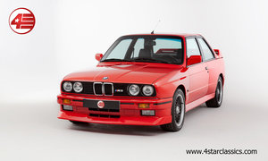 1989 BMW E30 Roberto Ravaglia /// Just 41k Miles! For Sale