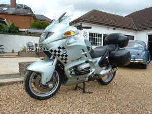 1997 BMW R1100 Rt For Sale