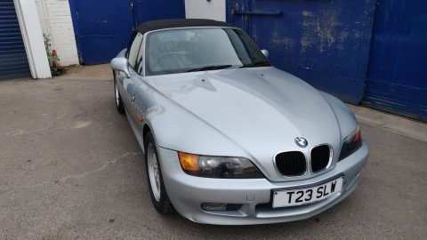 1999 Bmw z3 1.9 manual For Sale