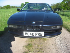 1994 Bmw 8 series 840 ci private plate [m840 prb] servi For Sale