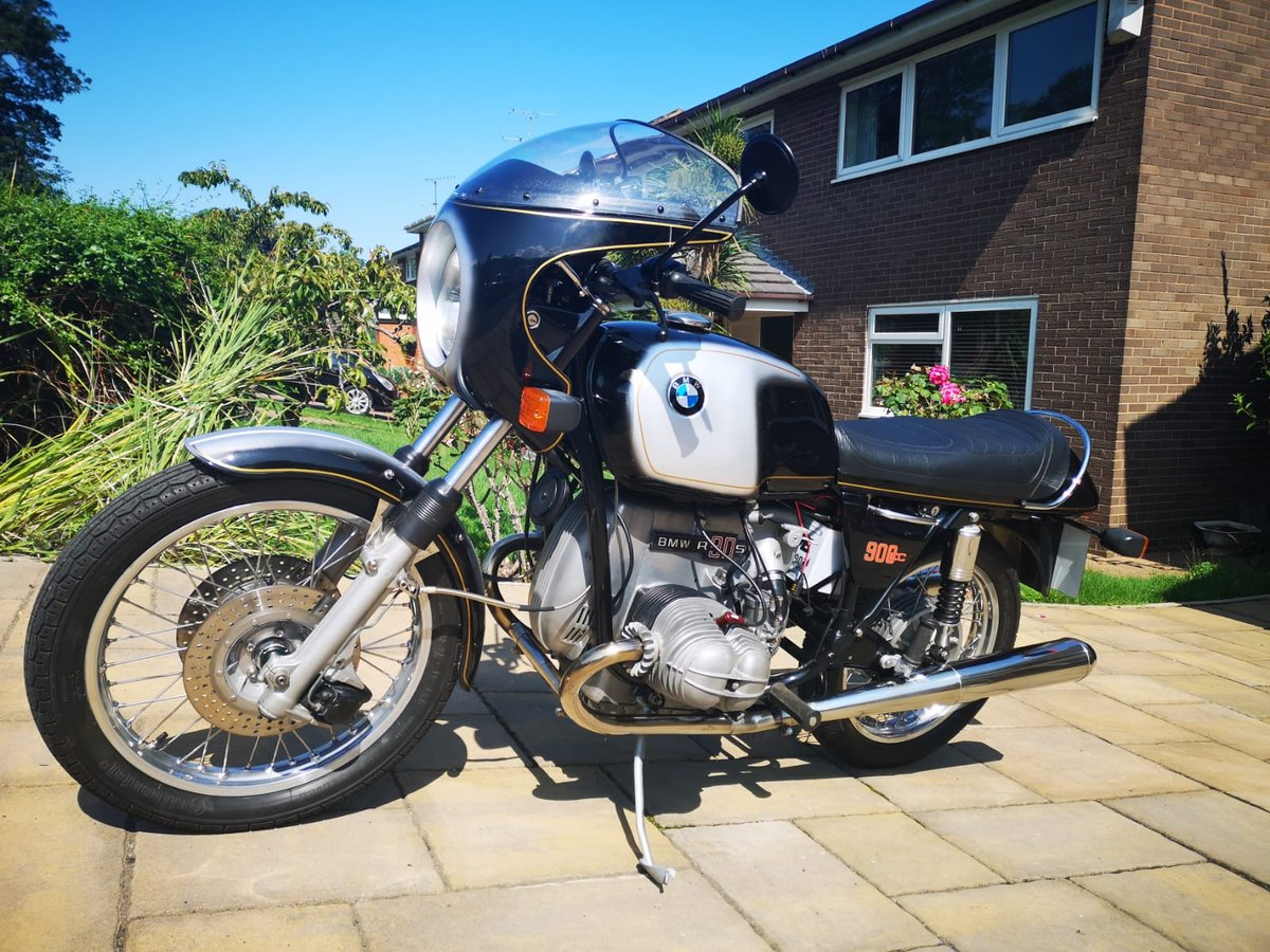 1976 BMW R90S ****Just been reduced***** For Sale (picture 1 of 6)