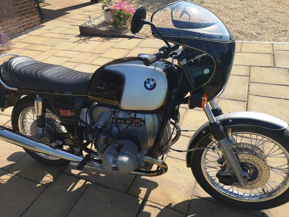1976 BMW R90S ****Just been reduced***** For Sale (picture 2 of 6)