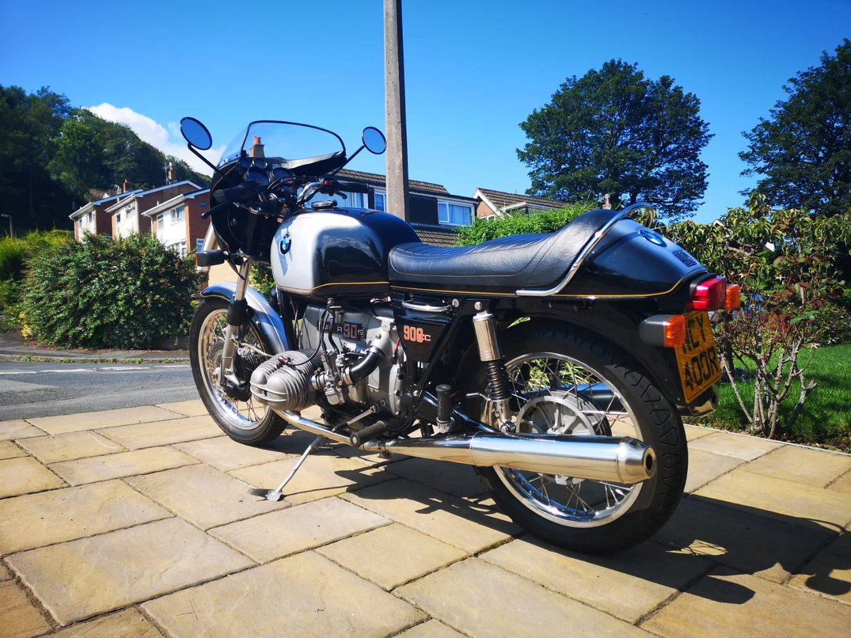 1976 BMW R90S ****Just been reduced***** For Sale (picture 4 of 6)