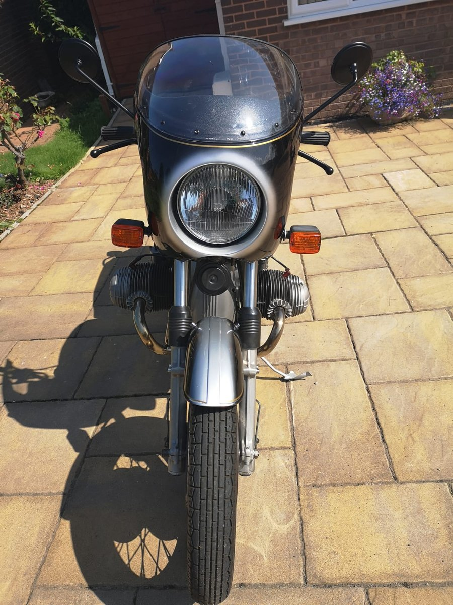 1976 BMW R90S ****Just been reduced***** For Sale (picture 5 of 6)
