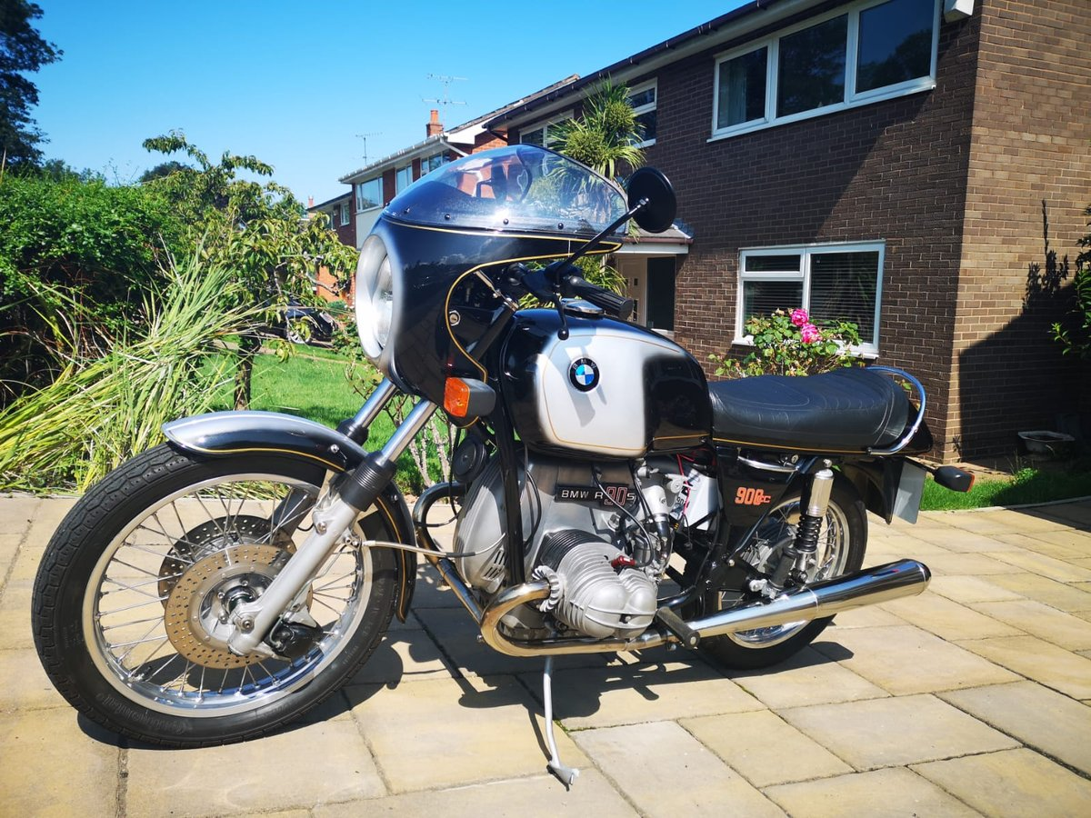 1976 BMW R90S ****Just been reduced***** For Sale (picture 6 of 6)
