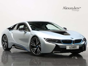 2016 16 66 BMW i8 HYBRID AUTO For Sale