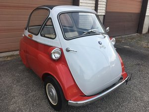 1956 BMW Isetta excellent condition  For Sale