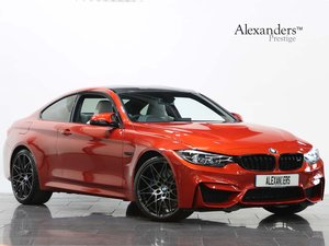 2018 18 68 BMW M4 DCT COMPETITION PACK AUTO For Sale