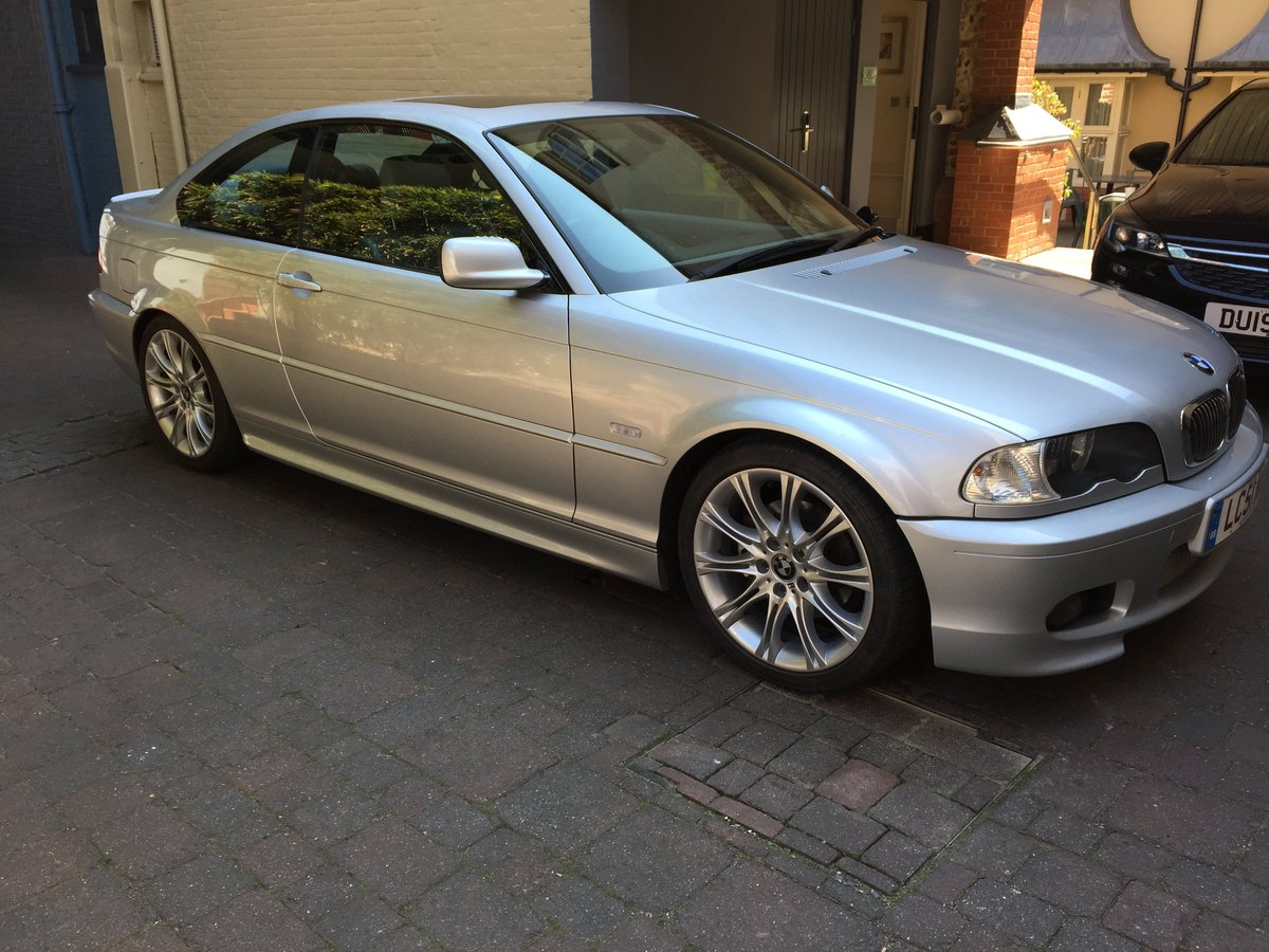 2001 BWW 3 Series Stunning original low mileage  For Sale (picture 1 of 6)