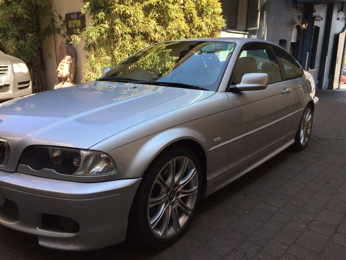 2001 BWW 3 Series Stunning original low mileage  For Sale (picture 2 of 6)