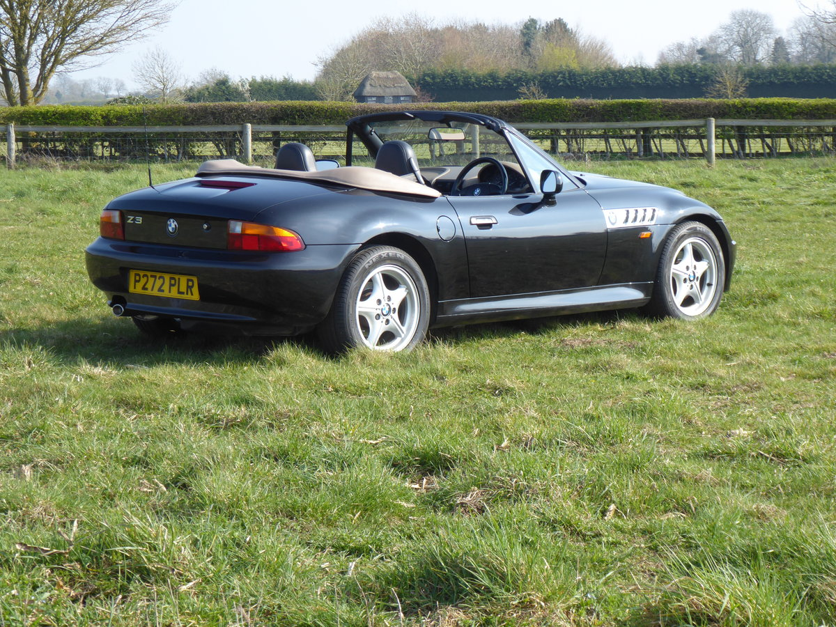 1997 BMW Z3 1.9 Convertible For Sale (picture 4 of 6)