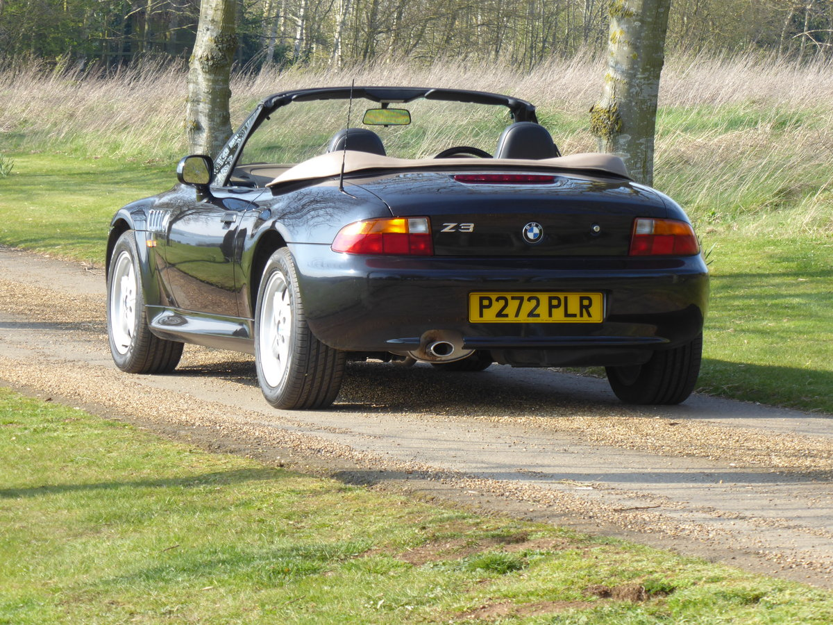 1997 BMW Z3 1.9 Convertible For Sale (picture 5 of 6)