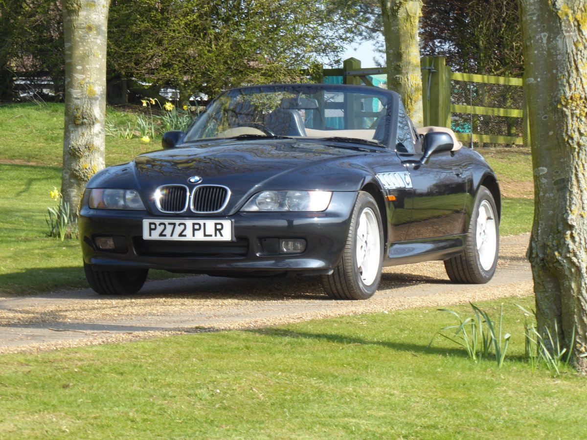 1997 BMW Z3 1.9 Convertible For Sale (picture 6 of 6)