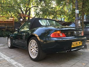 2000 BMW Z3, 2.8 wide body, facelift model, low milage! For Sale