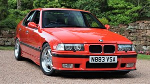 1995 BMW M3 3.0 62000 MILES FBMWSH For Sale