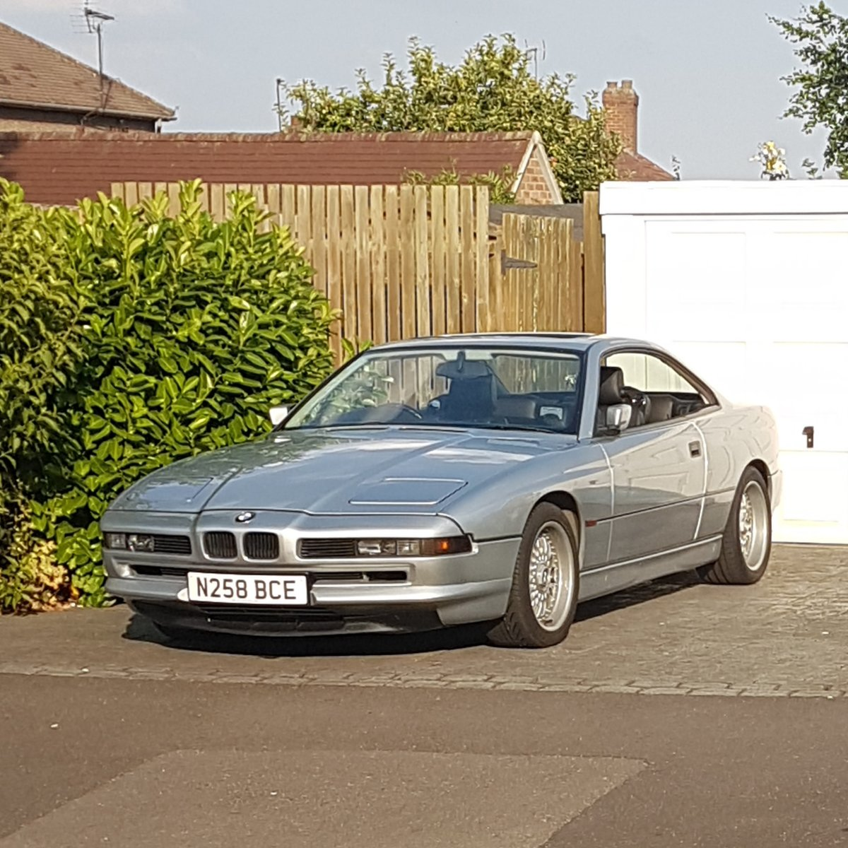 1995 1996 BMW 840Ci Auto 47k Low Miles 840 8 Series For Sale (picture 1 of 6)