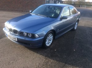 2002 Bmw 530 d auto  mega spec .m o t may 2020  For Sale