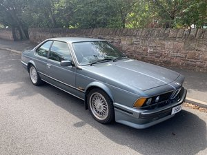 1989 BMW 635Csi e24 Highline Auto  For Sale