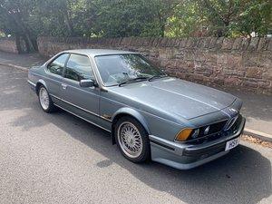 1989 BMW 635Csi e24 Highline Auto  For Sale