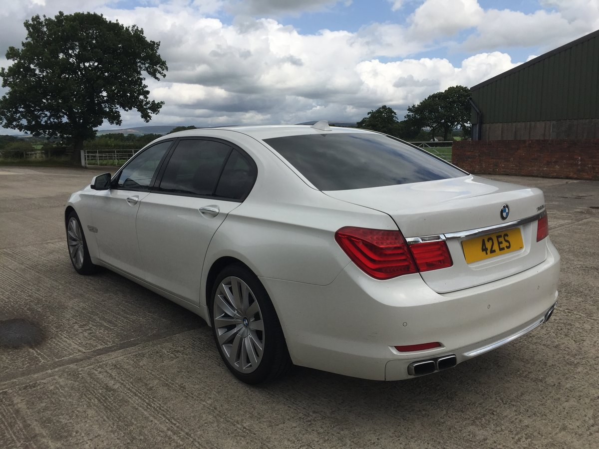 2011 BMW 760Li F02 6.0 V12 Twin Turbo - 544bhp For Sale (picture 5 of 6)
