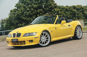 2000 Exceptionnal BMW Z3 2.8i Roadster Individual Dakar For Sale