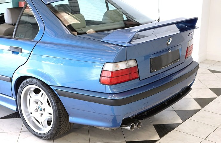 1996 BMW M3 3.2 Evolution 4dr For Sale (picture 4 of 10)