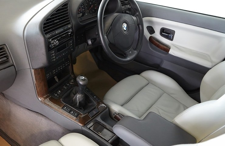 1996 BMW M3 3.2 Evolution 4dr For Sale (picture 7 of 10)