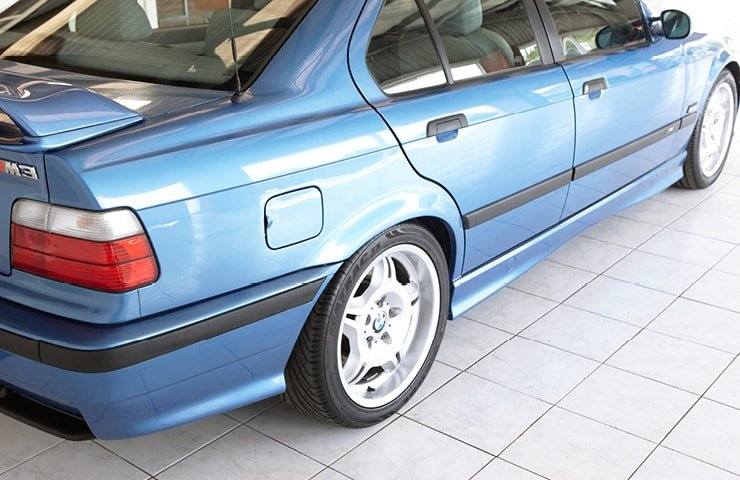 1996 BMW M3 3.2 Evolution 4dr For Sale (picture 9 of 10)