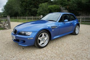 2000 BMW Z3M Coupe - 1 owner, 65k, FSH and just serviced For Sale