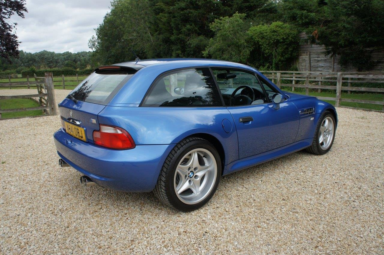 2000 BMW Z3M Coupe - 1 owner, 65k, FSH and just serviced For Sale (picture 2 of 6)