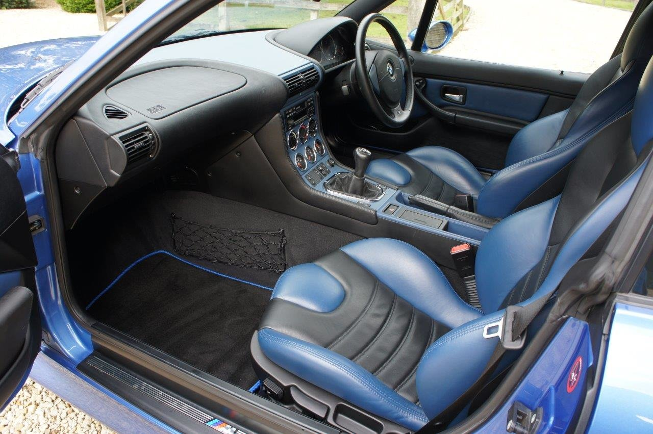 2000 BMW Z3M Coupe - 1 owner, 65k, FSH and just serviced For Sale (picture 3 of 6)