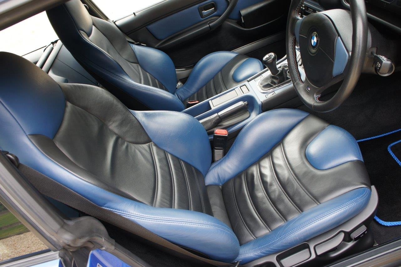2000 BMW Z3M Coupe - 1 owner, 65k, FSH and just serviced For Sale (picture 4 of 6)