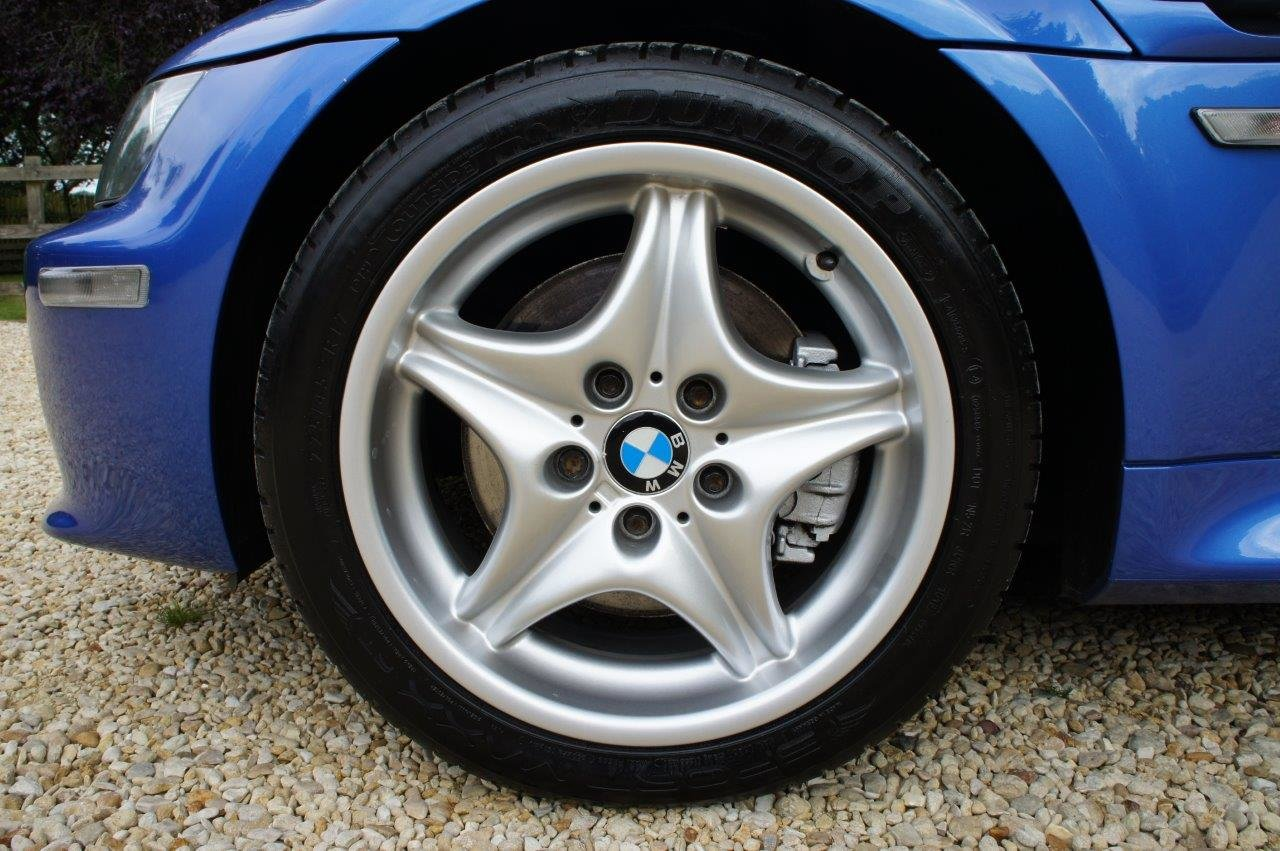 2000 BMW Z3M Coupe - 1 owner, 65k, FSH and just serviced For Sale (picture 6 of 6)