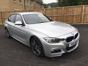 2015 BMW 330D M Sport Plus