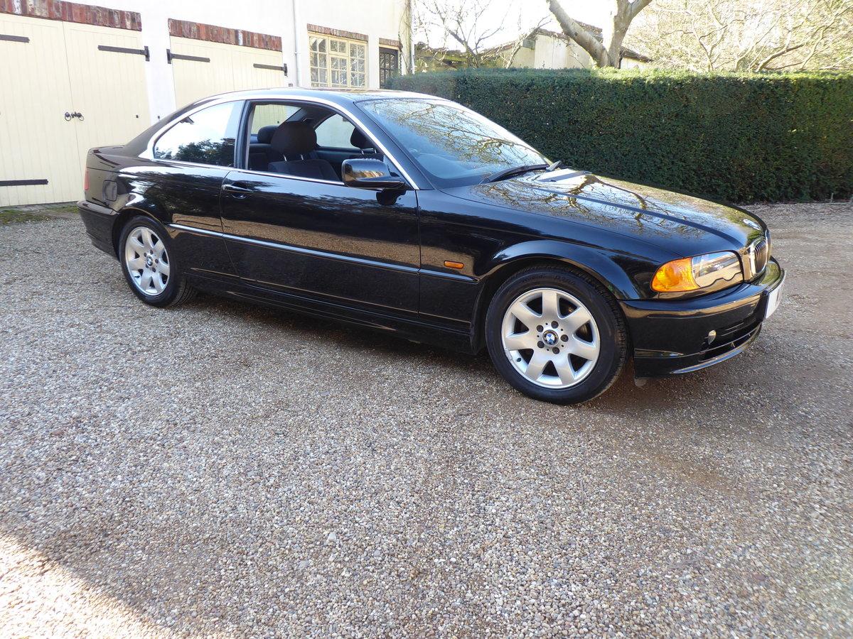 1999 BMW 323ci E36 Auto Superb corrosion free example For Sale (picture 1 of 6)
