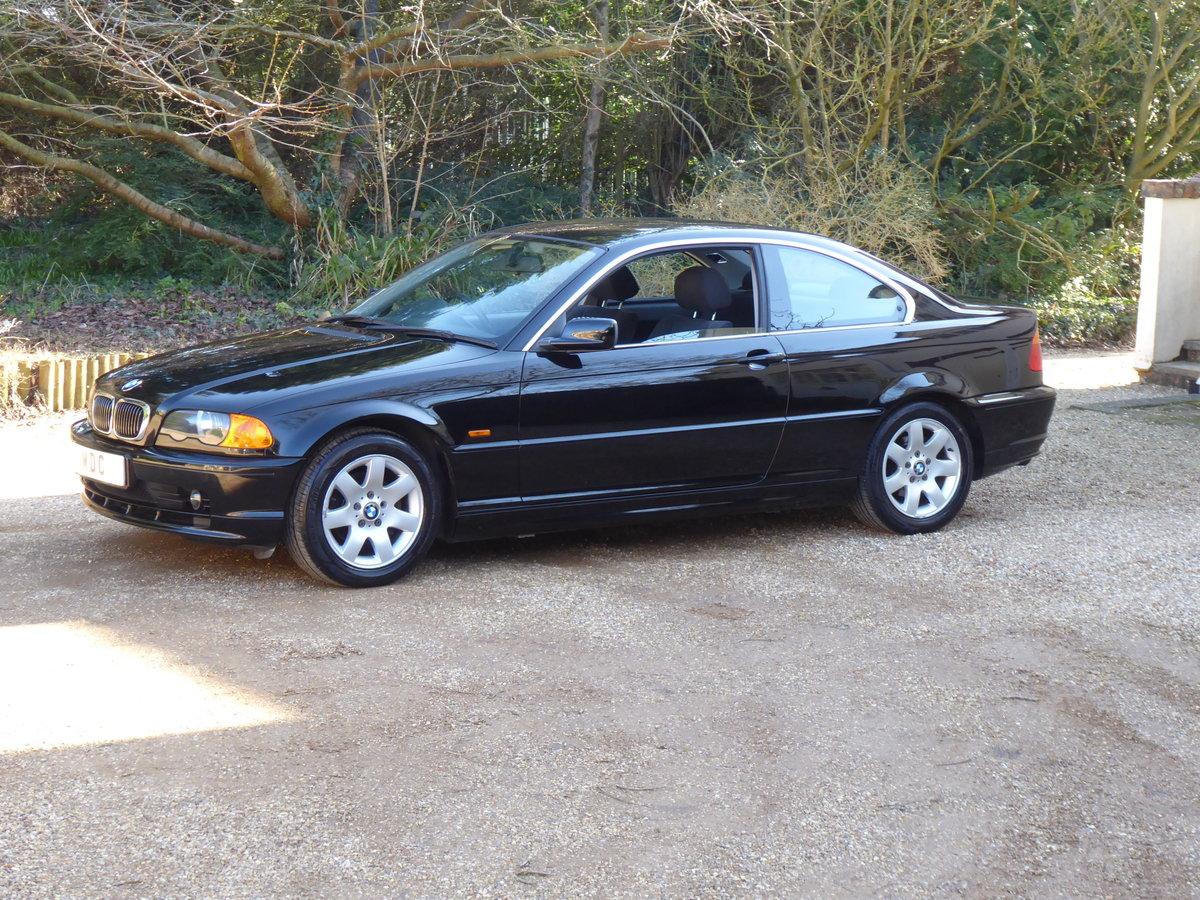 1999 BMW 323ci E36 Auto Superb corrosion free example For Sale (picture 2 of 6)