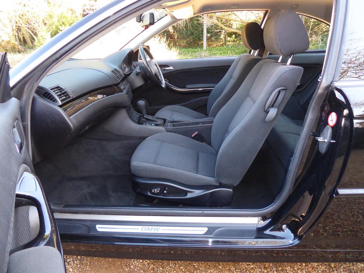 1999 BMW 323ci E36 Auto Superb corrosion free example For Sale (picture 3 of 6)