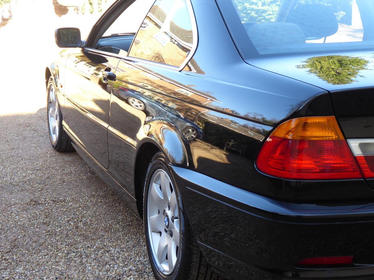 1999 BMW 323ci E36 Auto Superb corrosion free example For Sale (picture 4 of 6)