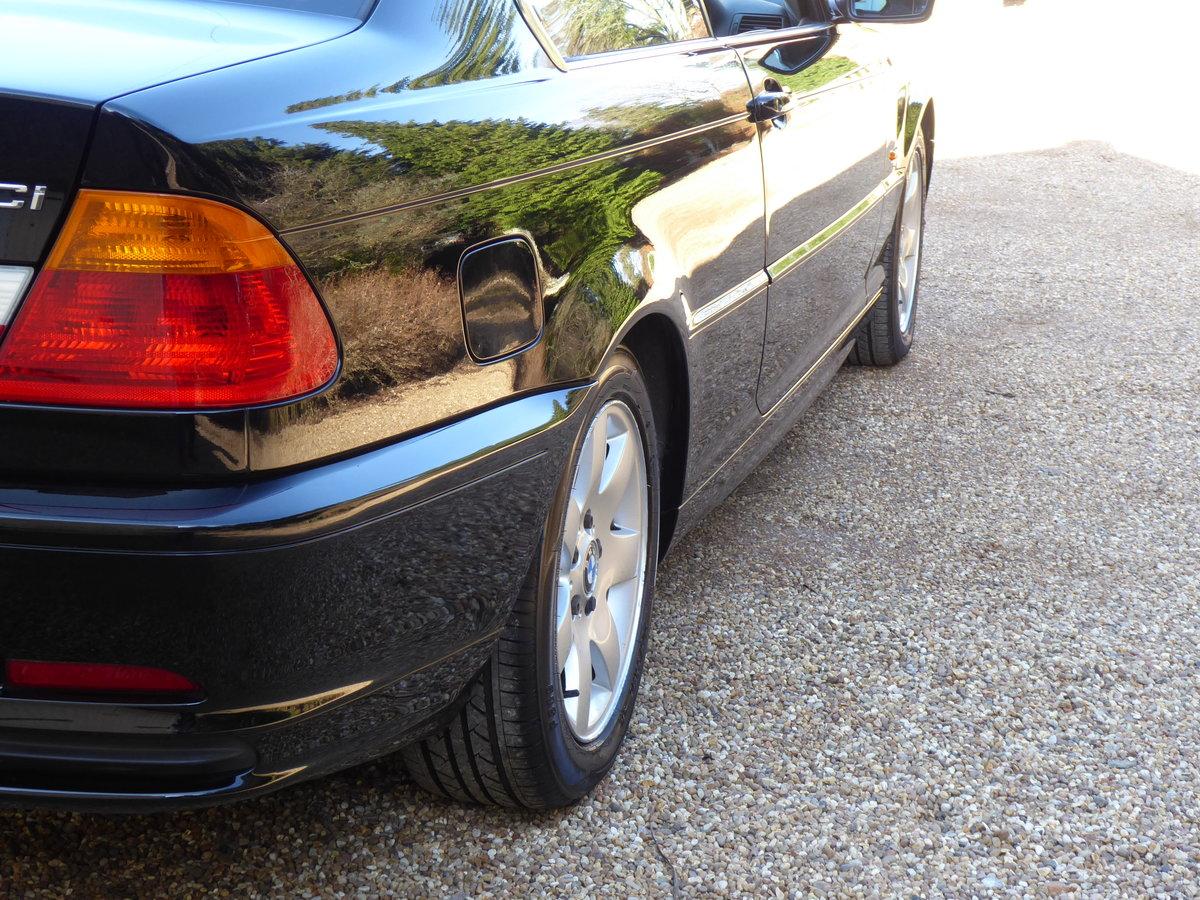 1999 BMW 323ci E36 Auto Superb corrosion free example For Sale (picture 5 of 6)
