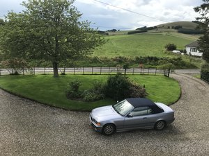 1997 BMW convertible lovely car drives well For Sale