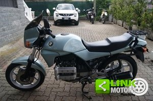BMW K75 C DEL 1986 PERFETTAMENTE CONSERVATA For Sale