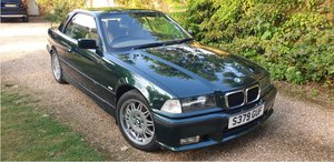 1999 BMW E36 328i M Sport Convertible with hard top For Sale