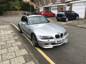 2001 BMW Z3M Coupe S54 For Sale