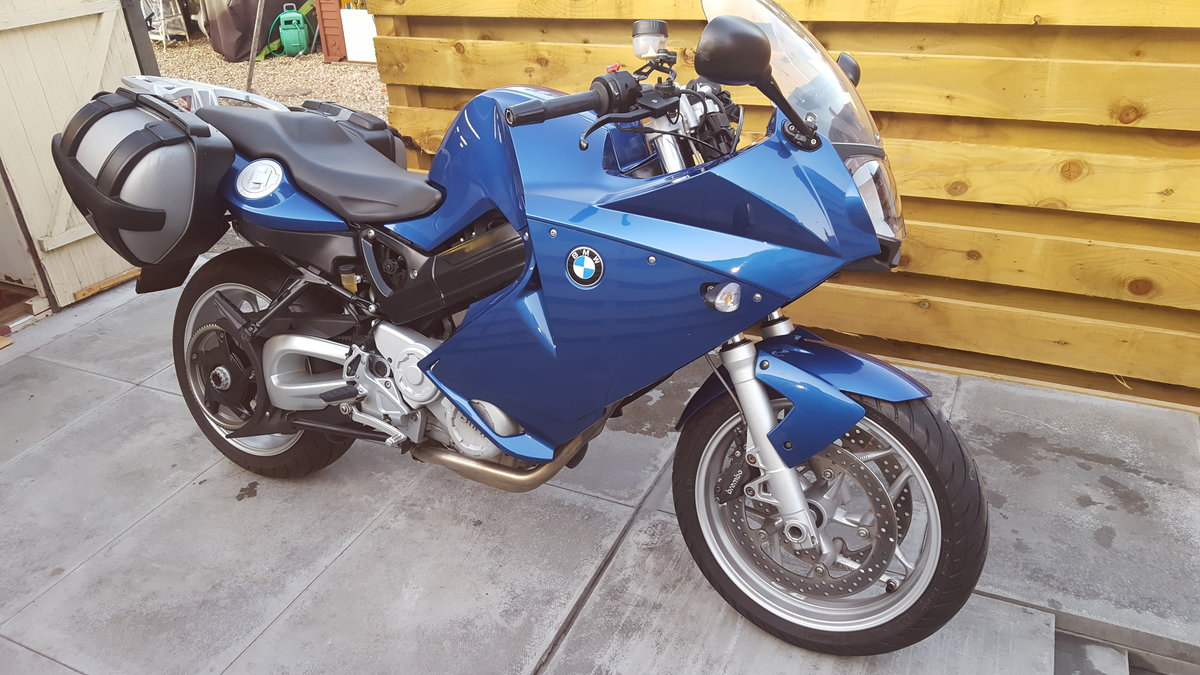2006 BMW F800 ST For Sale (picture 1 of 6)