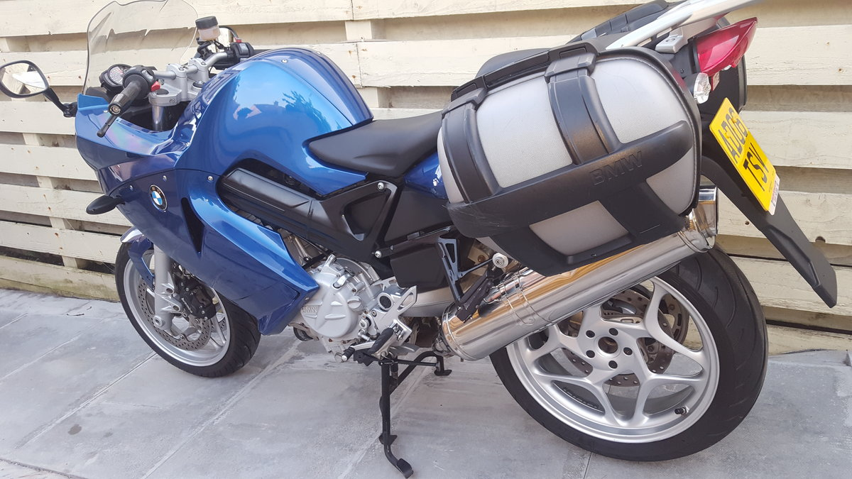 2006 BMW F800 ST For Sale (picture 5 of 6)