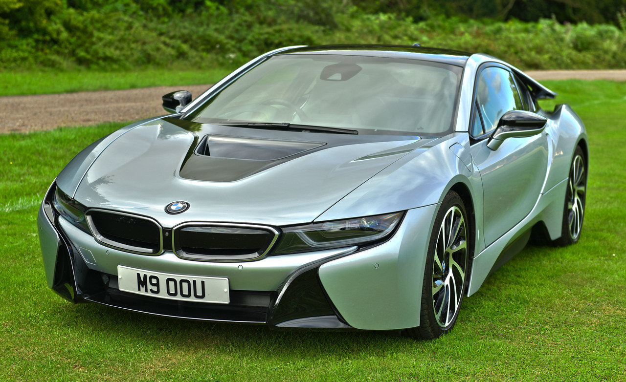 2017 BMW i8 SOLD (picture 1 of 6)