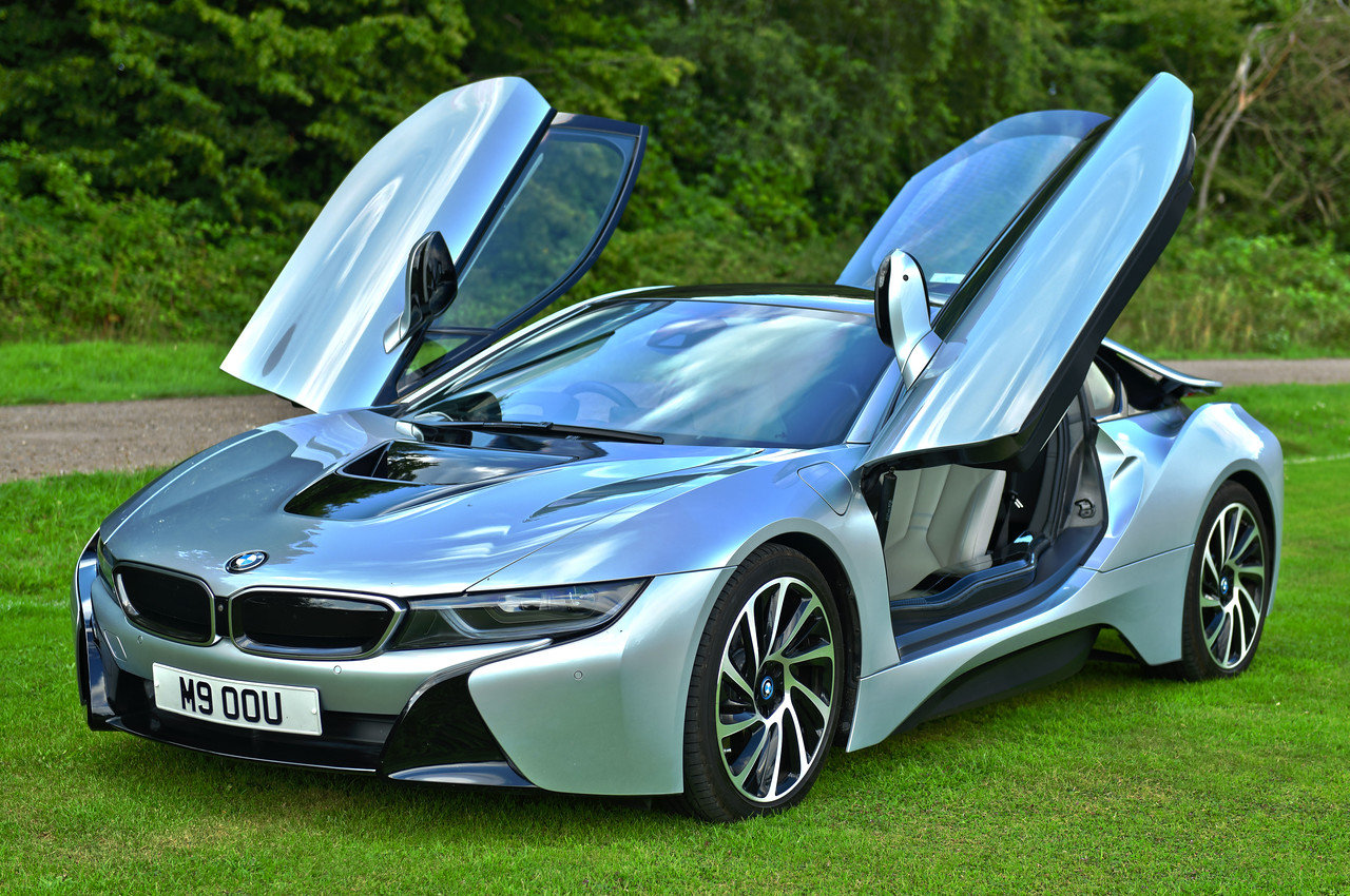 2017 BMW i8 SOLD (picture 6 of 6)